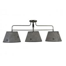 Deckenlampe  Dahlie ZKM-970/NW