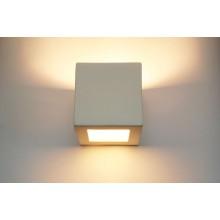 Wandlampe Quadrat 1210