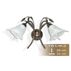 Wandlampe Ähre 181/K2
