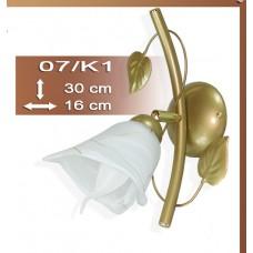 Wandlampe Ast 07/K1