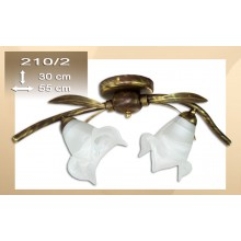 Deckenlampe  Halm 210/2
