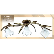 Deckenlampe  Halm 210/3