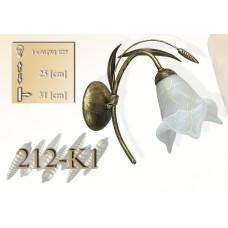 Wandlampe Korn 212-K1