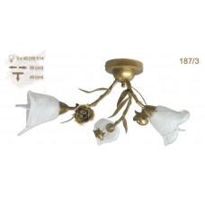 Deckenlampe Rosa 187-3
