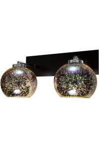 Wandlampe NAPA-3D-W2